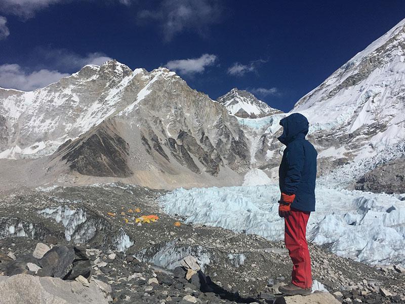 Everest Base Camp Heli Trek - Lodge Trek