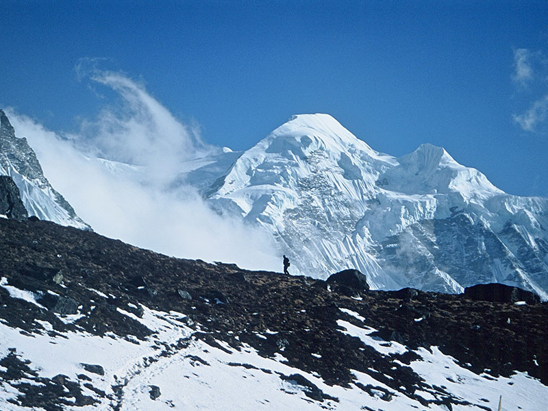 Manaslu Larkey Peak