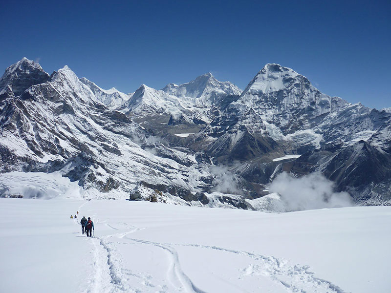 Everest: Mera Peak -  Autumn