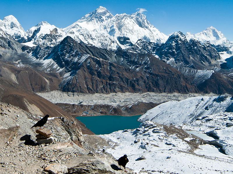 Everest Gokyo Heli Trek