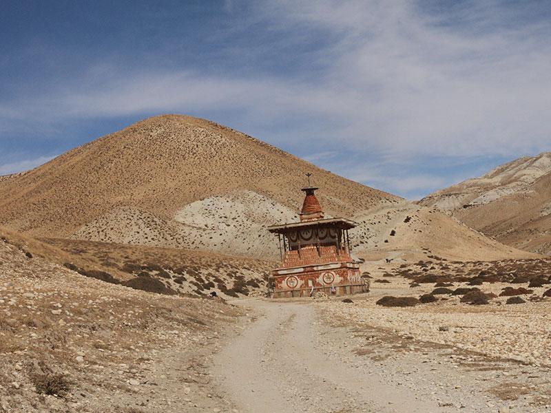 Lo-Manthang trek