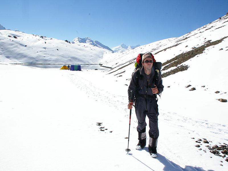 Mustang Narphu Sarebung Peak