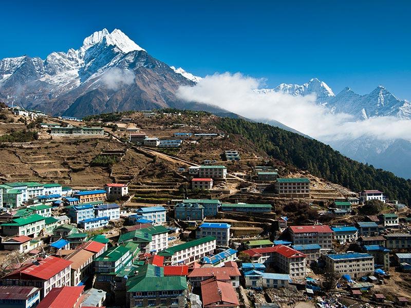 Everest YMH Trek