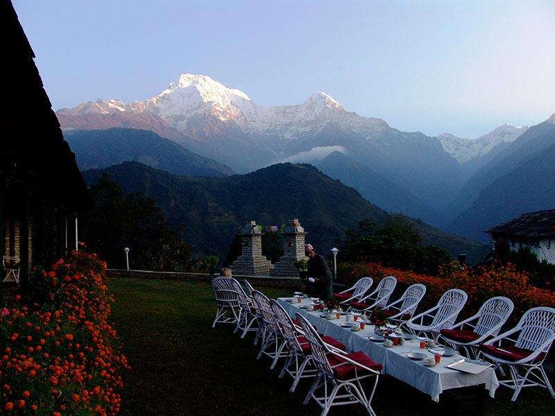 Discover Annapurna