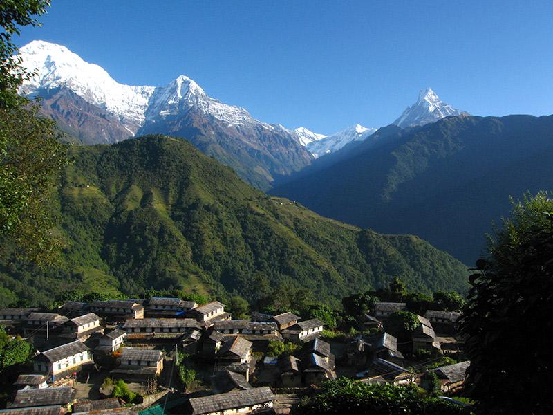 Kangaru Himal Trek
