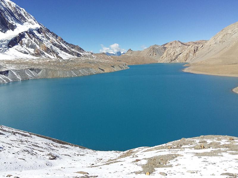 Dona Lake Trek